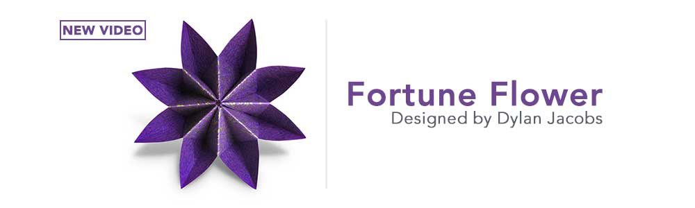 Origami Fortune Flower (Dylan Jacobs)