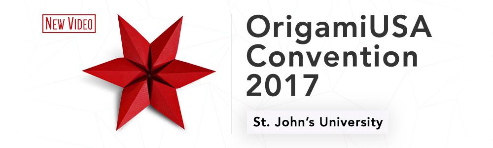OrigamiUSA Convention 2017