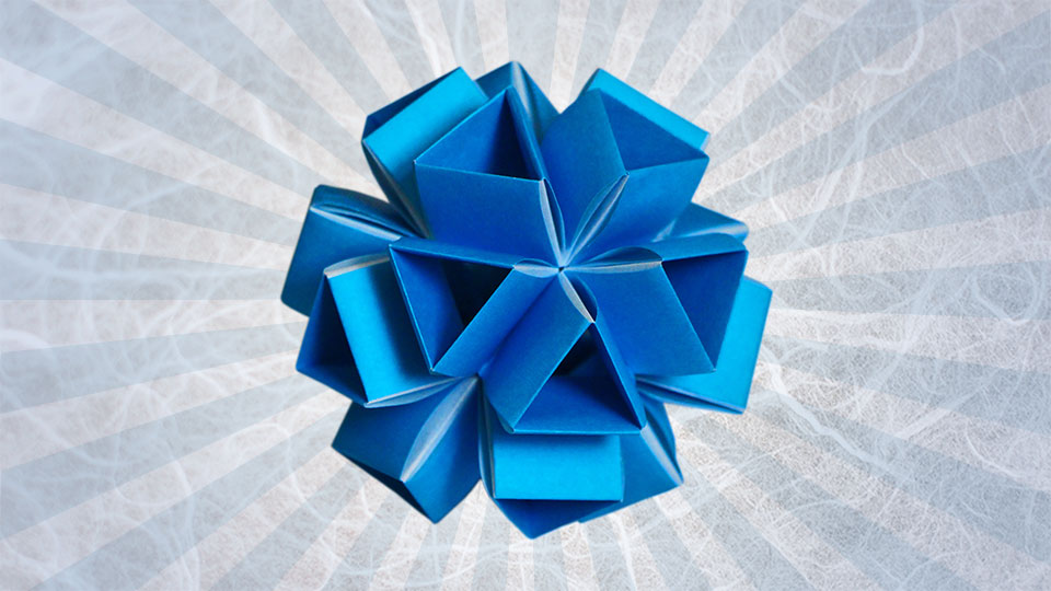 Icosahedron and Dodecahedron | Mathematical Origami | Mathigon | 540x960