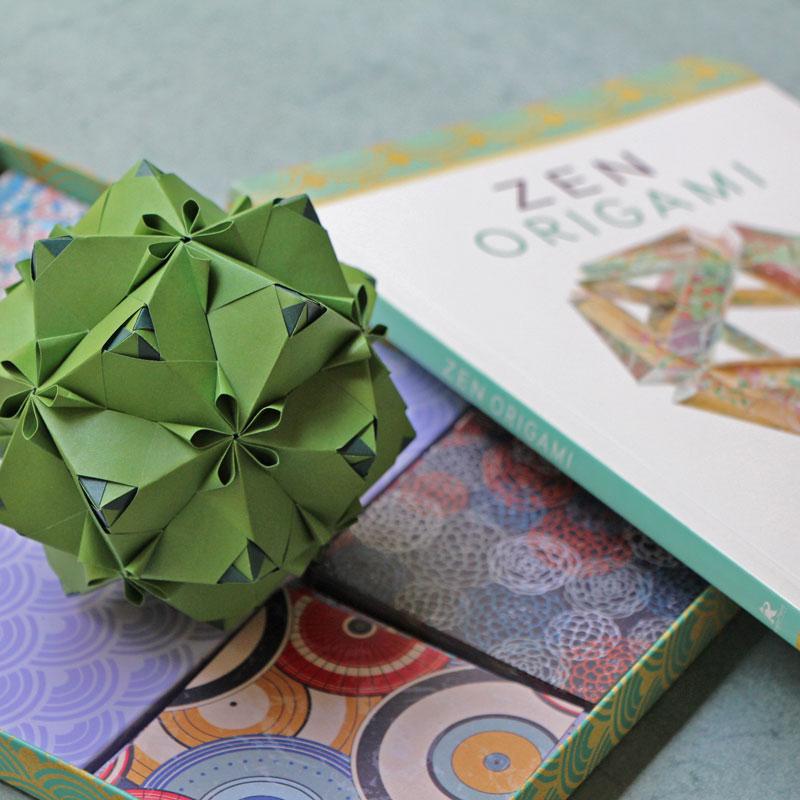 Zen Origami Giveaway!