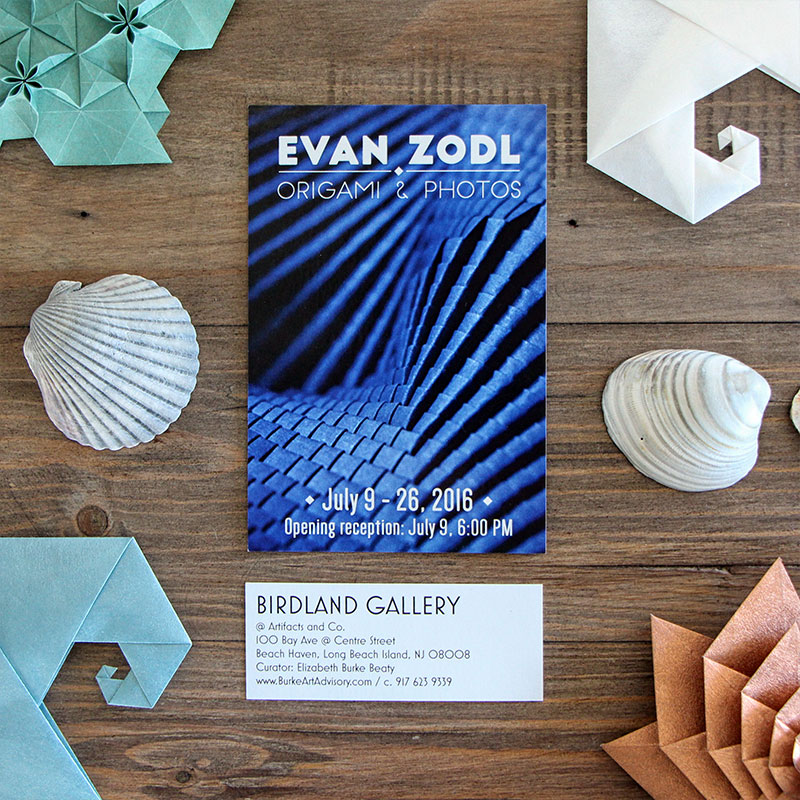 Evan Zodl Exhibition at Birdland Gallery