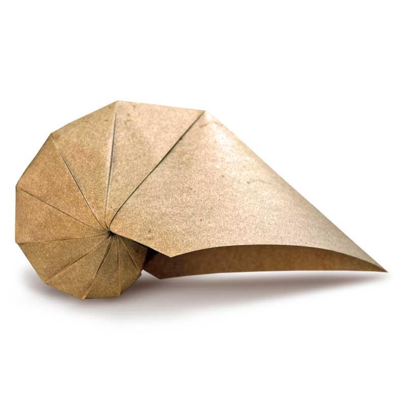 Origami Nautilus
