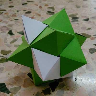 Origami Burr Puzzle (Froy) | EZ Origami