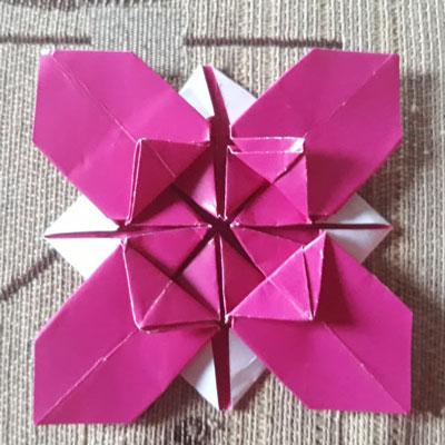 Origami Flower X Ali Bahmani Ez Origami