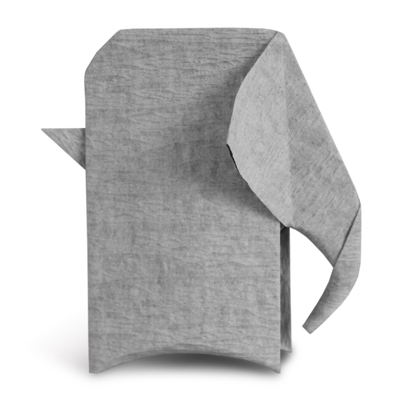 Origami Elephant Rui Roda Folded By Shaylin Mahesh Parbhoo Ez