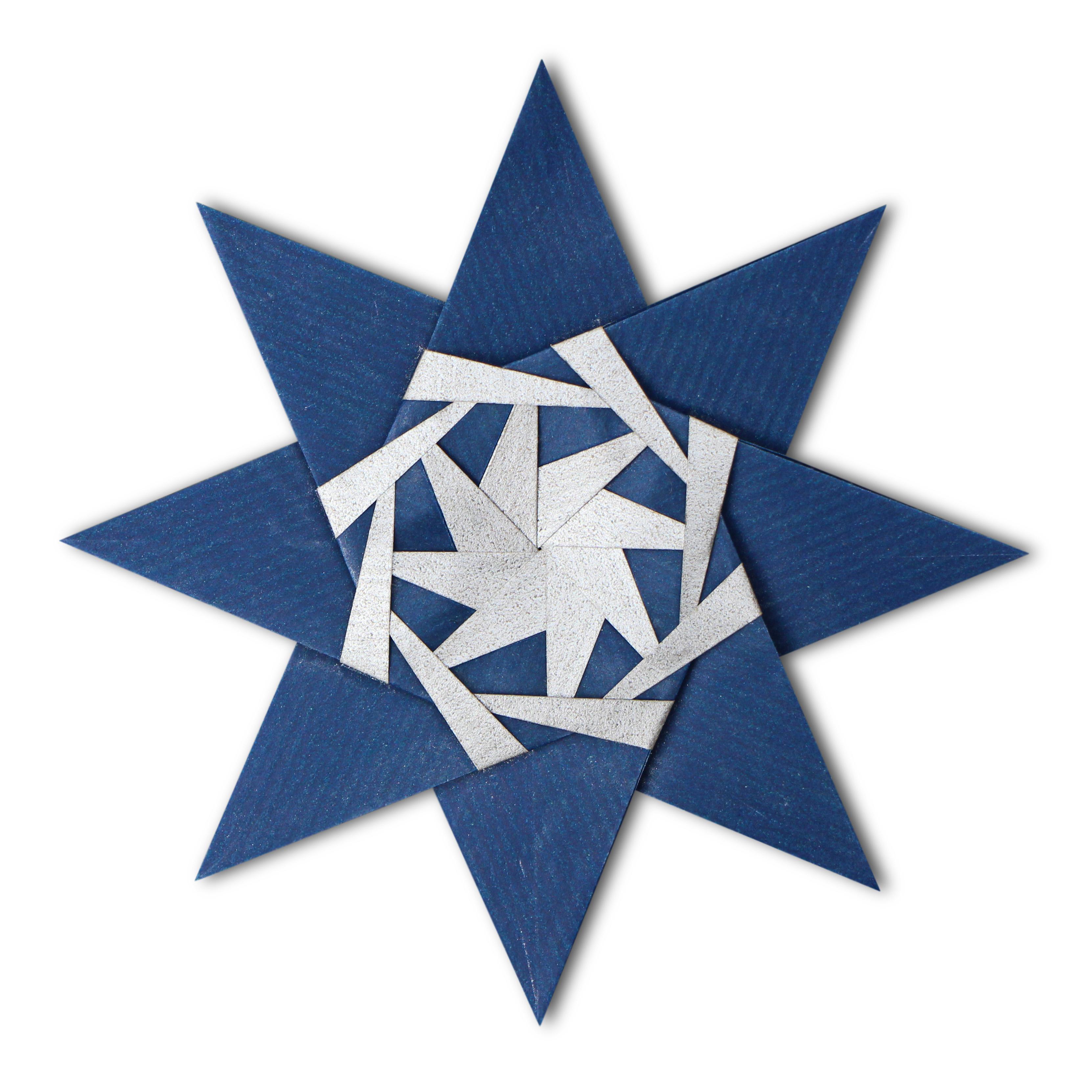 Origami Niji Star V4 (Usman Rosyidhi)