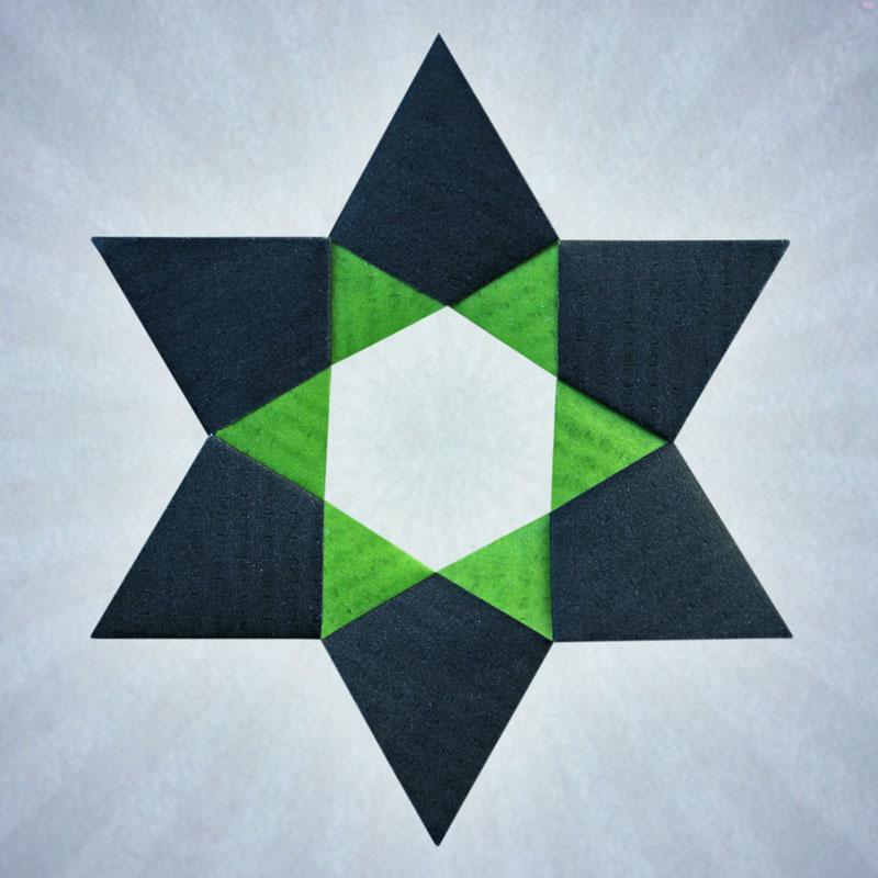 New Video: Origami Star Joyvhel (Alphonsus Nonog)